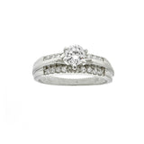 6mm CZ Wedding Ring