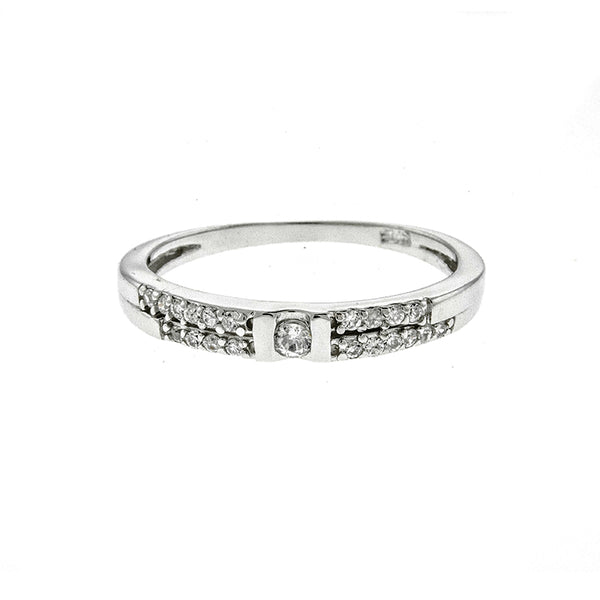 CZ Double Layer Band