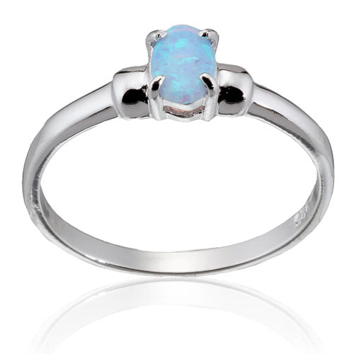 Small Opal Ring