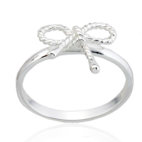 Rope Bow Ring