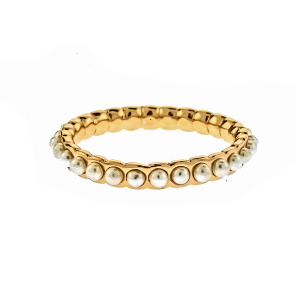 Gold Pearl Band
