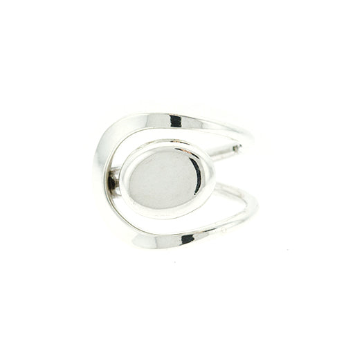 Circle Buckle Ring