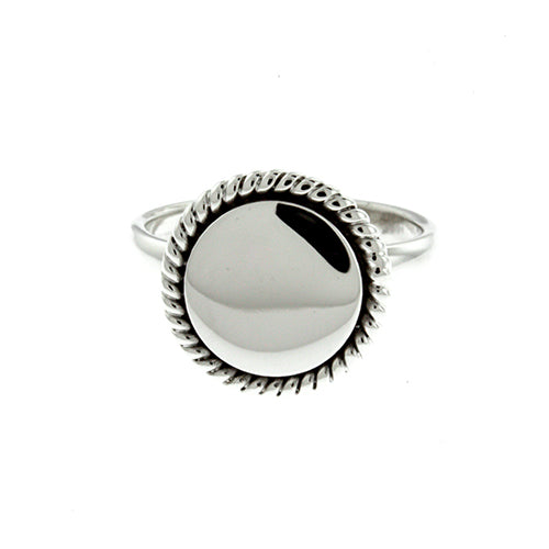 12mm Round Rope Ring