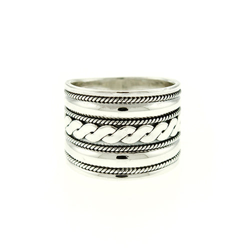 15mm Three Layer Cigar Band