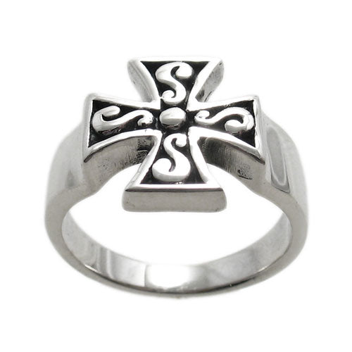Antique Cross Ring