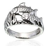 Two Fish Ring