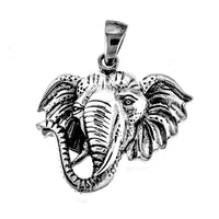 Elephant Head Pendant