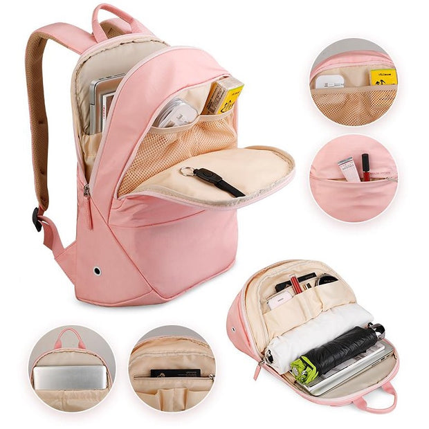 Mark Ryden Canada Dolce Rain women's smart laptop backpack for daily use