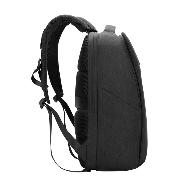Mark Ryden Nomadic usb charging backpack with shoulder damping straps