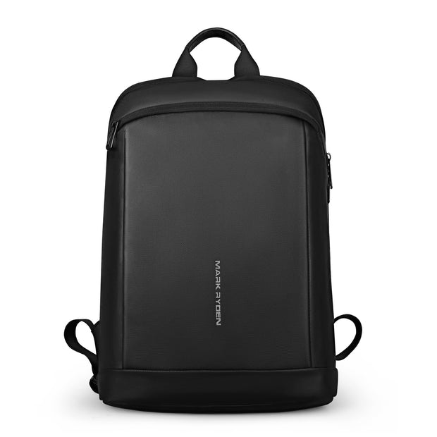 Mark Ryden lightweight and waterproof USB charging backpack.