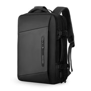 Mark Ryden expandable travel backpack with USB charger.