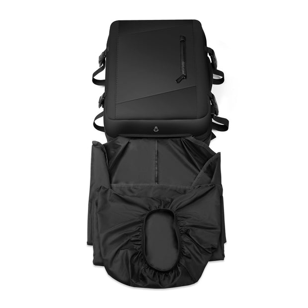 Mark Ryden Infinity XL Rain usb charging business / travel backpack with rain cloak.