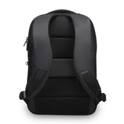 Back view of Mark Ryden Limit anti-theft usb charging backpack.
