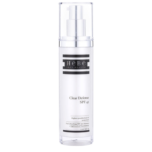 Clear Defense SPF 45 2 oz.