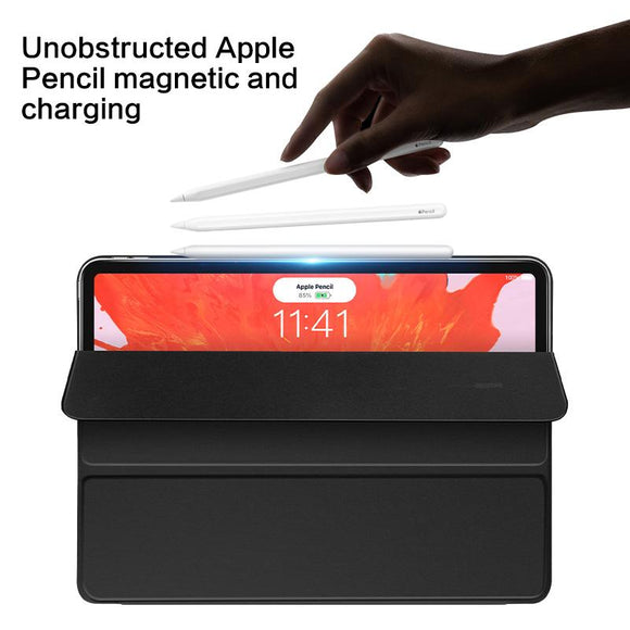 Holster Tablet PC double-sided clamping original magnetic suction closed protection sleeve for iPad Pro 11 inch / iPad Pro12.9