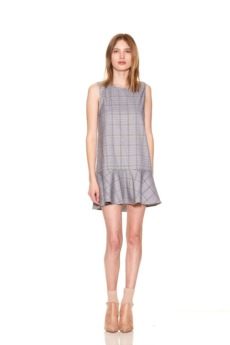 Harriet Dress - Plaid