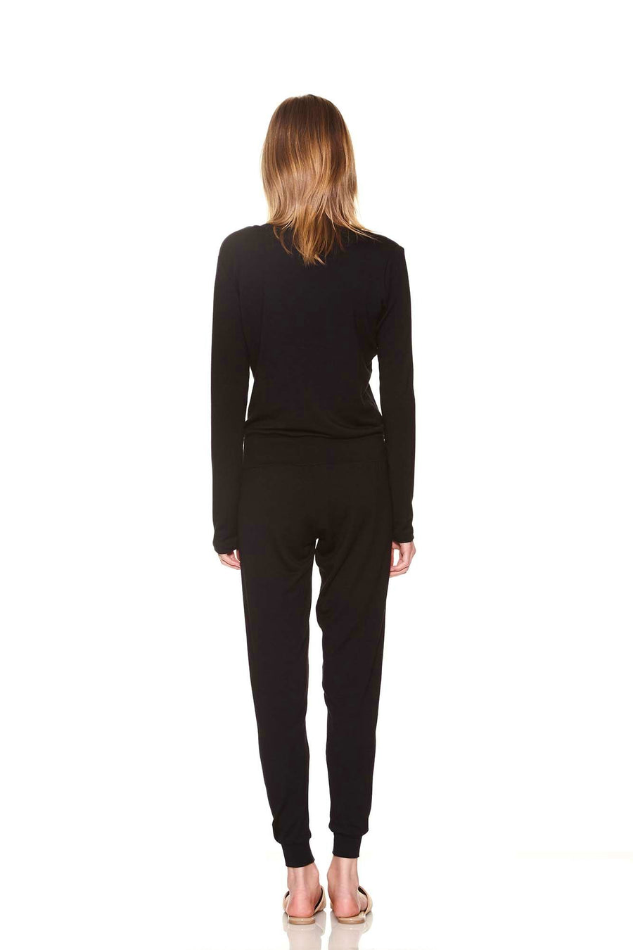 Isabelle Jumpsuit - Black