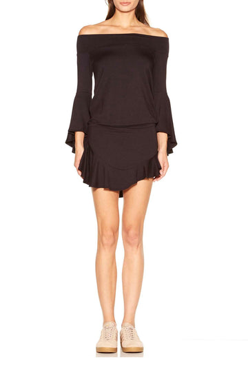 Sukie Romper - Black