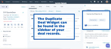 Load image into Gallery viewer, Duplicate Deal Add-on for HubSpot - Unlimited Users 1 Portal BETA