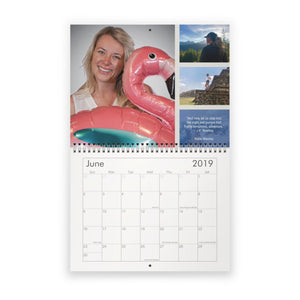 Revenue River Team Calendar - June