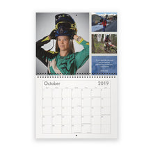 Load image into Gallery viewer, Revenue River Team Calendar - October