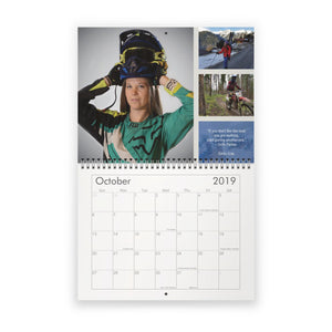 Revenue River Team Calendar - October