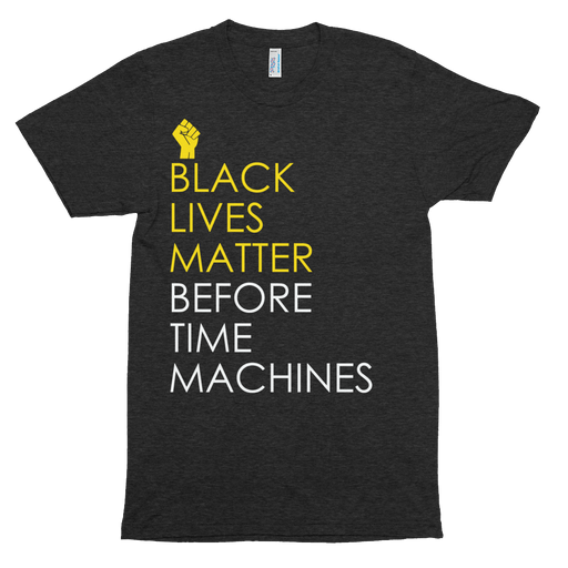 Black Lives Matter Before Time Machines from makusudi and Kevue.com