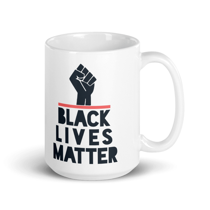 Black Lives Matter Mug from makusudi and Kevue.com