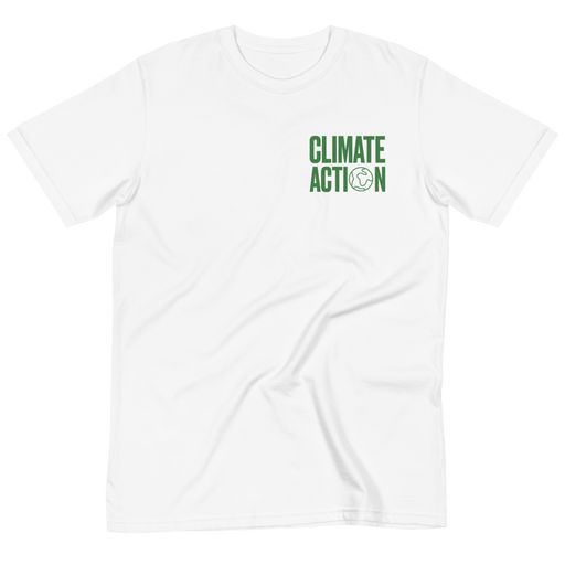 Goal 13 Climate Action T-Shirt from makusudi and Kevue.com