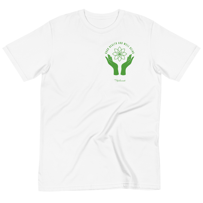 Goal 3 Good Health and Well-Being T-Shirt from makusudi and Kevue.com