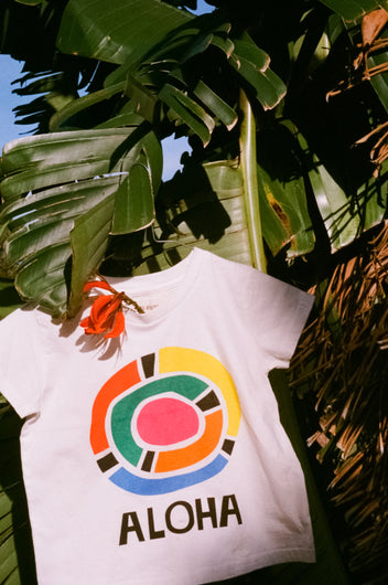 The Hawaii Tee 'Aloha' - KIDS