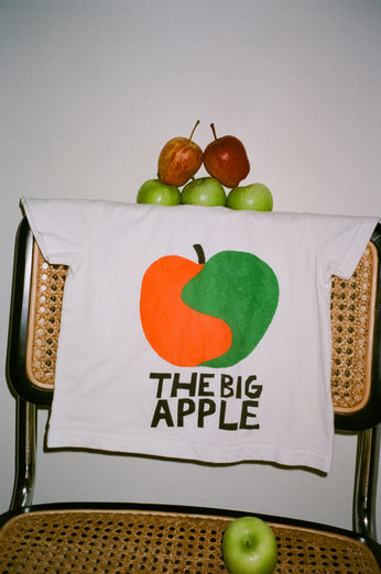 The New York Tee 'The Big Apple' - ADULTS