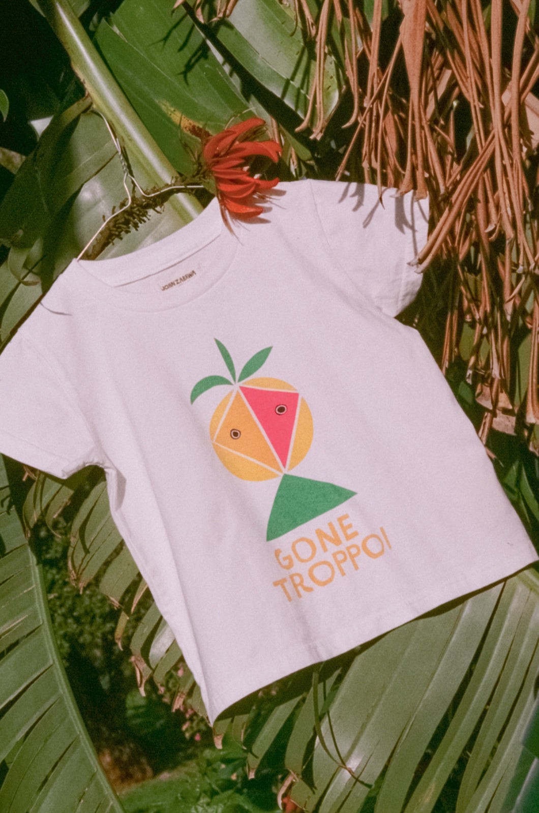 The Bali Tee 'Gone Troppo!'