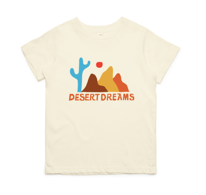 The Joshua Tree Tee 'Desert Dreaming' - ADULTS