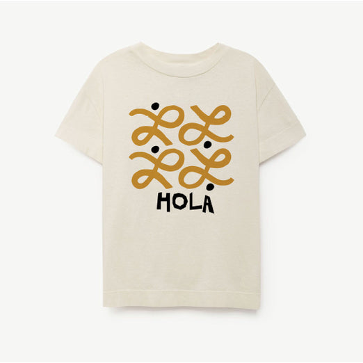 The Mexico Tee 'Hola'