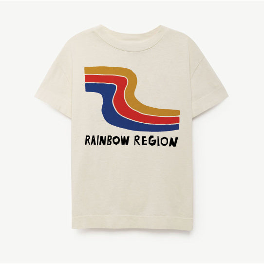 The Byron Bay Tee 'The Rainbow Region' - ADULTS