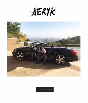 AERYK - Coming to Form DVD