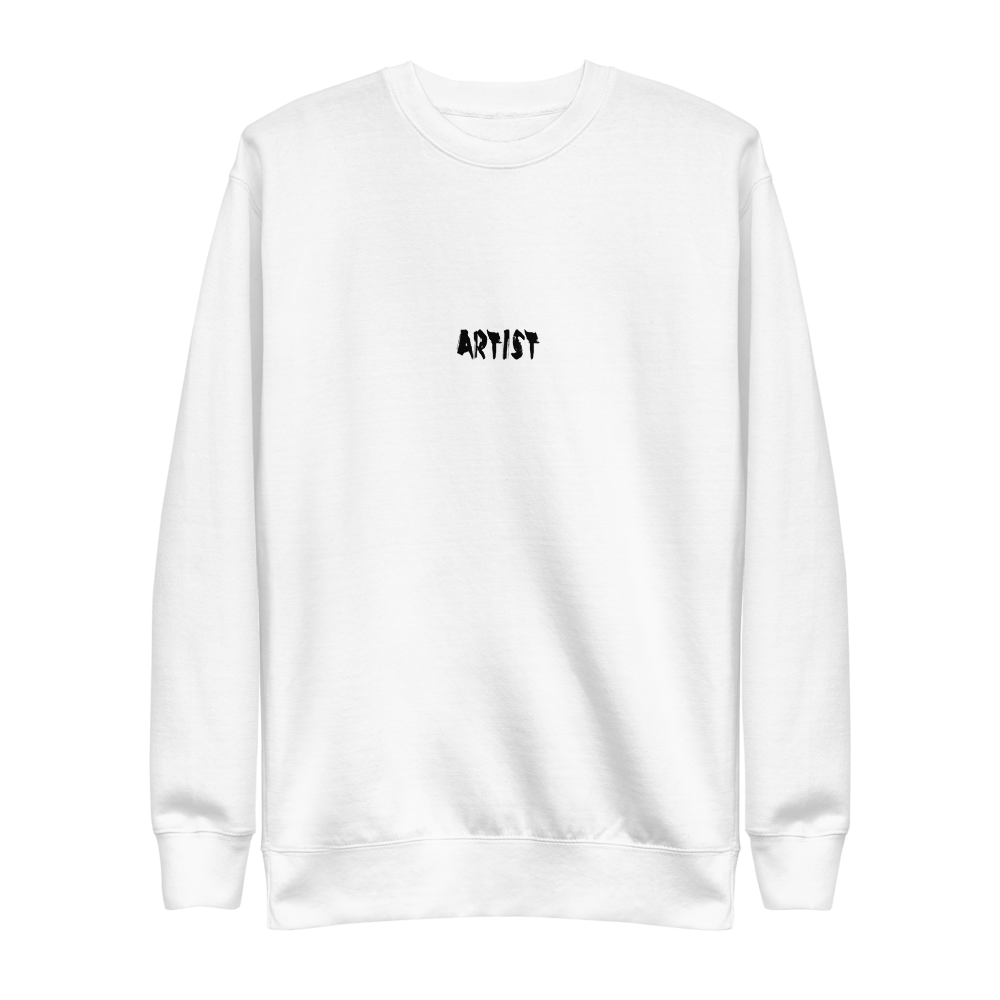"z ""Artist"" Sweater - Aeryk Studio"