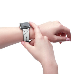 "Apple ""Self - Title"" Watch Strap"