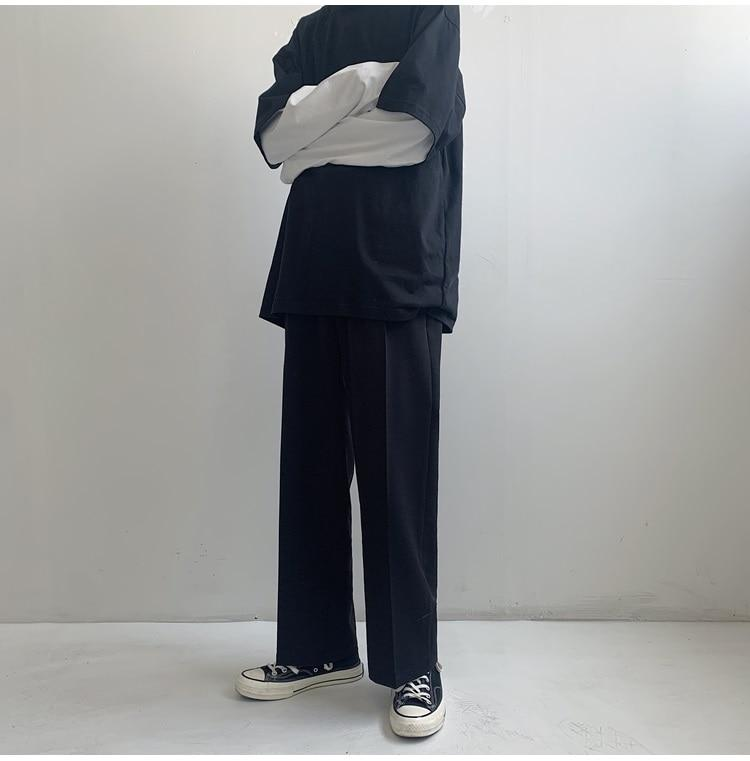 Ychromosome Loose Trousers - Aeryk Studio