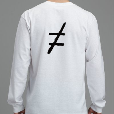"z ""Self-Portrait"" Long sleeve T-Shirt"