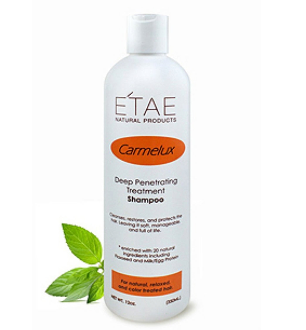 E'TAE Carmelux Deep Penetrating Treatment Shampoo
