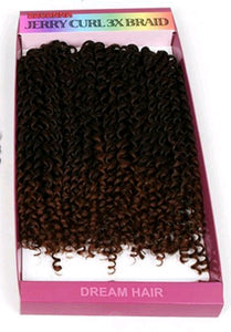 Jerry Curl 3X Braid 10""
