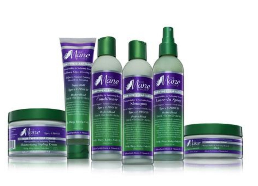 Hair Type 4 Leaf Clover Collection/Bundle and Save