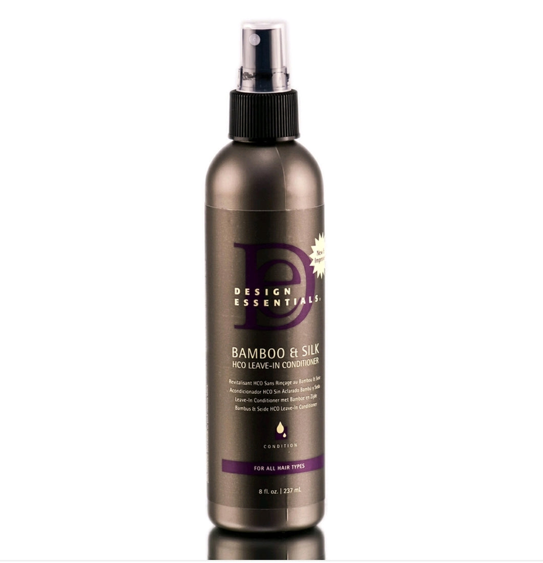 Bamboo & Silk HCO Leave-in Conditioner