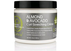 Almond & Avocado Curl Stretching Creme