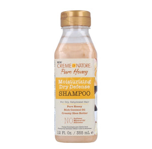 Pure Honey Moisturizing Dry Defense Shampoo