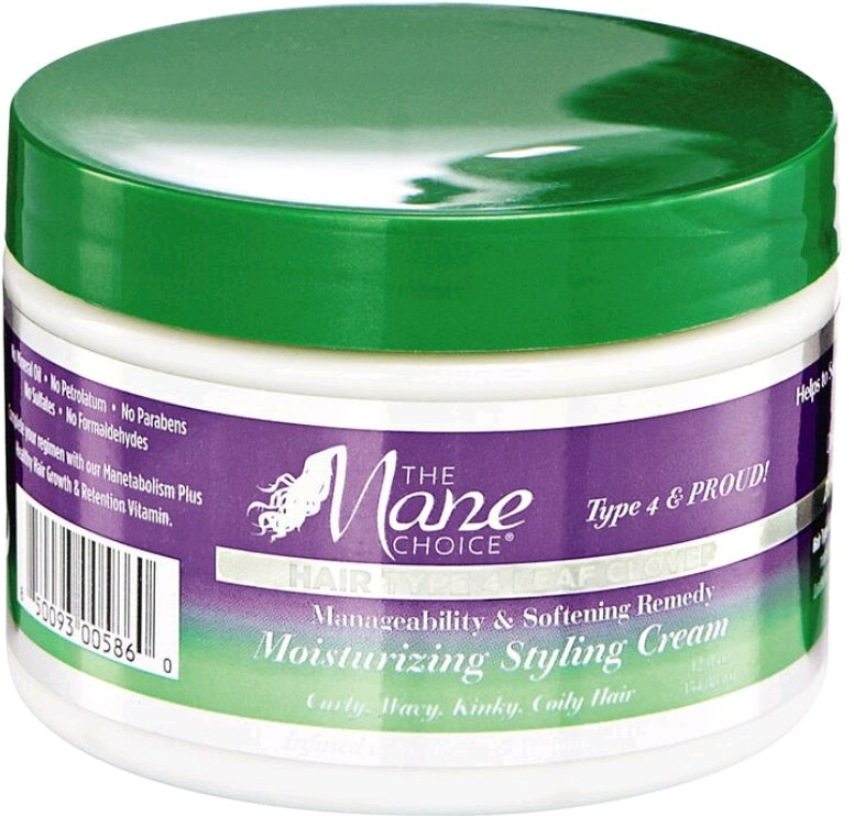 Moisturizing Styling Cream