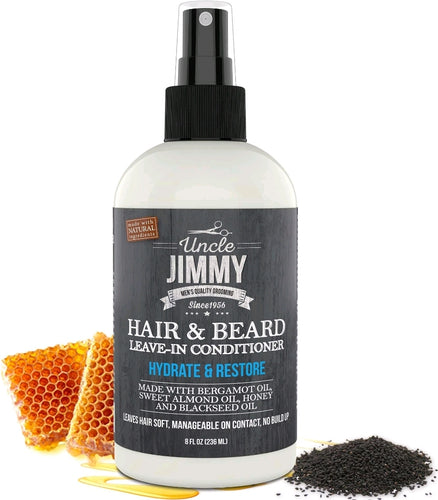 Hair & Beard Leave-in Conditioner