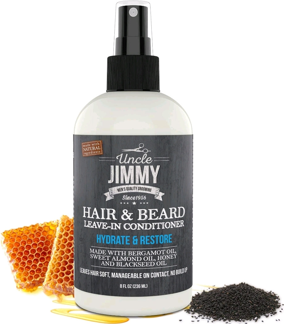 Hair & Beard Keave-in Conditioner